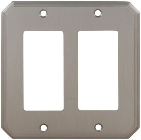 Item No.8024/D (US15 Satin Nickel Plated, Lacquered)