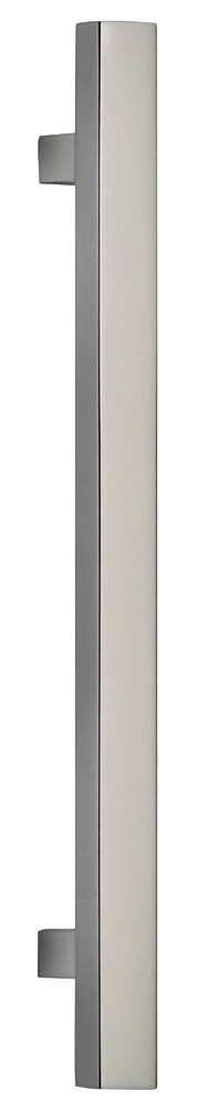 Item No.9010/153 (Modern Cabinet Pull - Solid Brass) in finish US14 (Polished Nickel Plated, Lacquered)