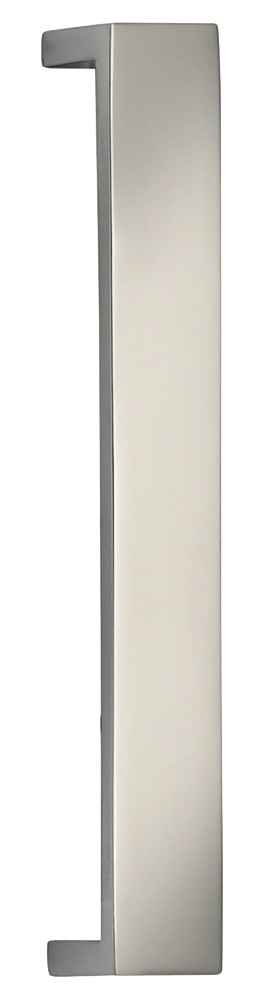 Item No.9024/153 (Modern Cabinet Pull - Solid Brass) in finish US14 (Polished Nickel Plated, Lacquered)