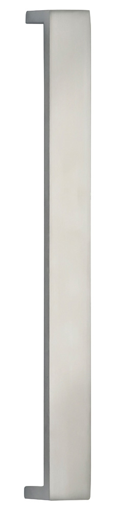 Item No.9024/203 (Modern Cabinet Pull - Solid Brass) in finish US15 (Satin Nickel Plated, Lacquered)