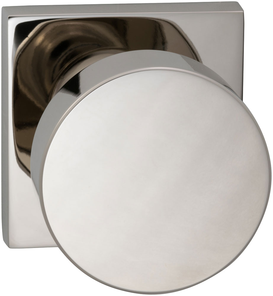 Item No.935SQ (US14 Polished Nickel Plated, Lacquered)