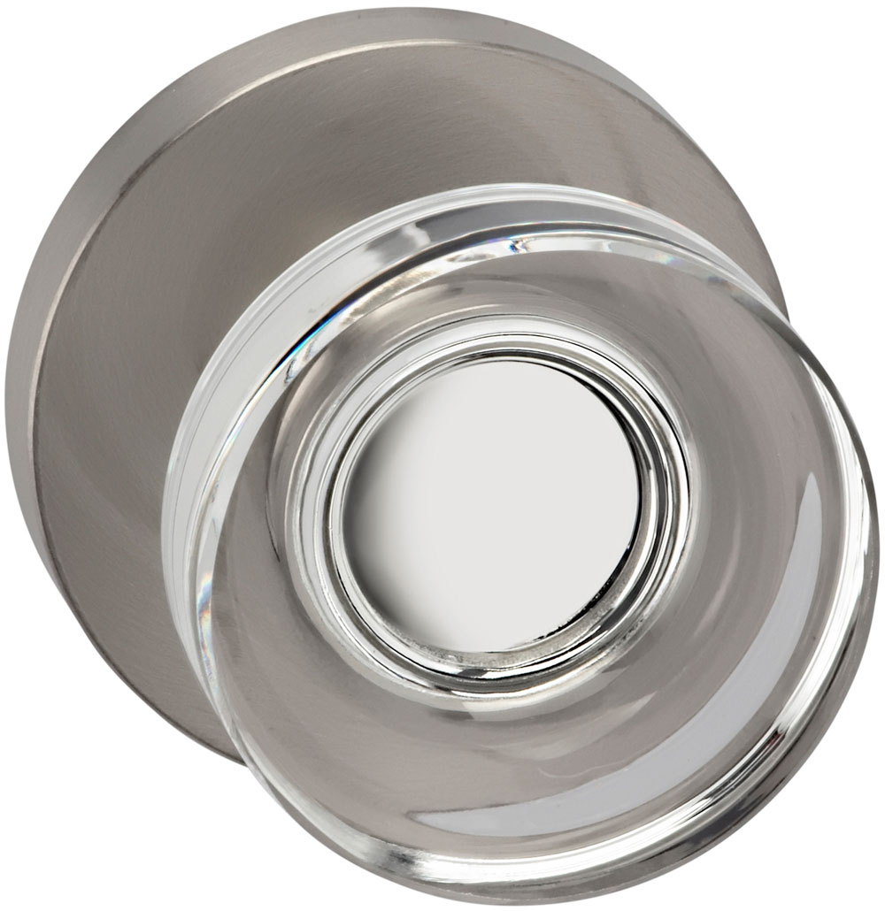 Item No.936MD (US15 Satin Nickel Plated, Lacquered)