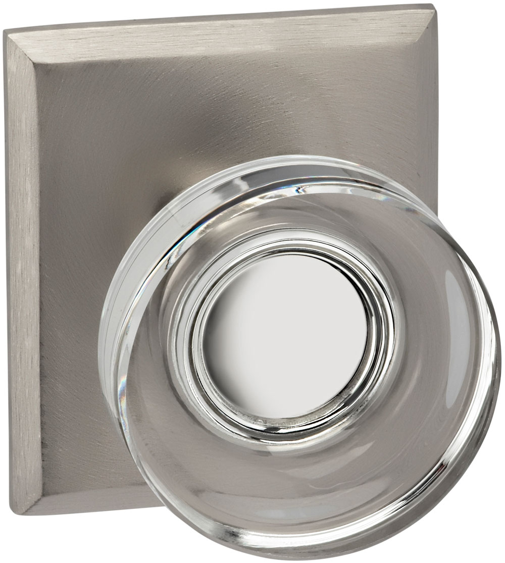 Item No.936RT (US15 Satin Nickel Plated, Lacquered)