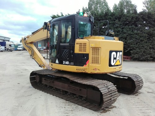 small resolution of description used caterpillar 314d