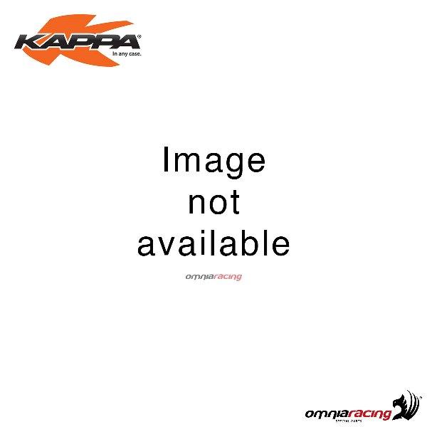 Parabrezza Kappa trasparente 54x47 2cm attacchi per