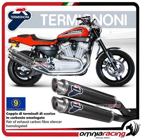 termignoni full exhaust system round