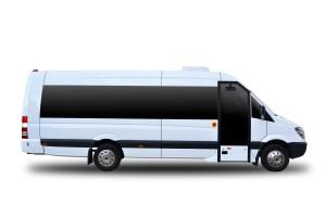 MB 516 CDI - Schulbus XL - seitlich