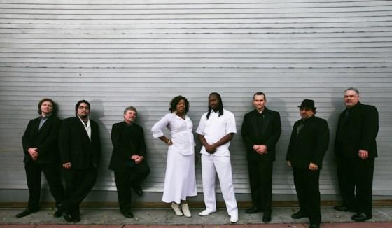 Funk Syndicate Kansas City Dance Band Booking 816-734-4558