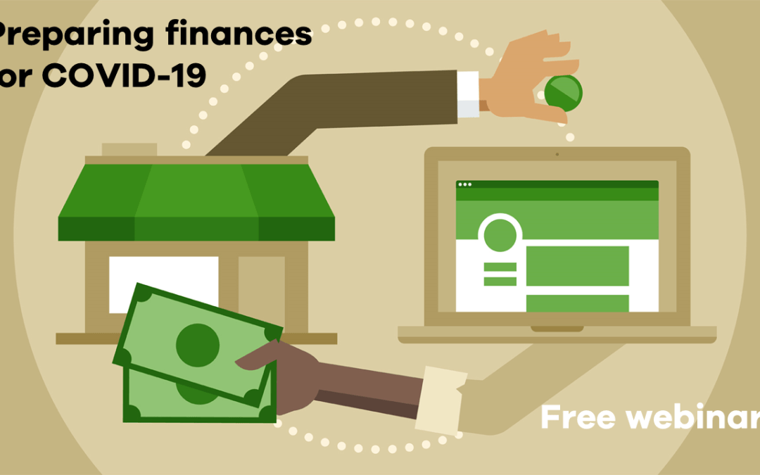 Webinar Financial tips and techniques for preparing for COVID-19