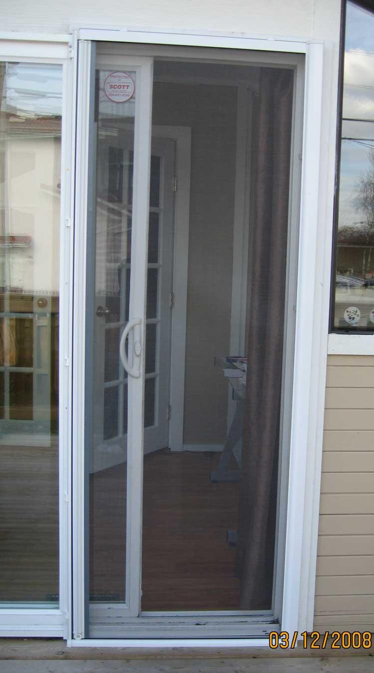 Uye Home: Sliding Screen Door