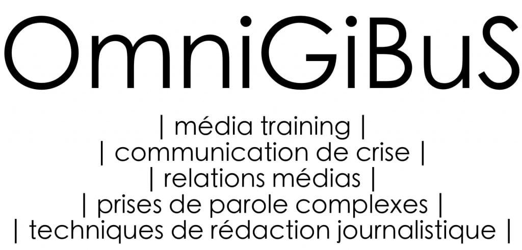 Média Training, Communication de crise, Communication sensible