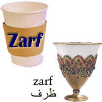 Zarf / ظرف