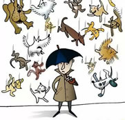 Image result for it's raining cats and dogs