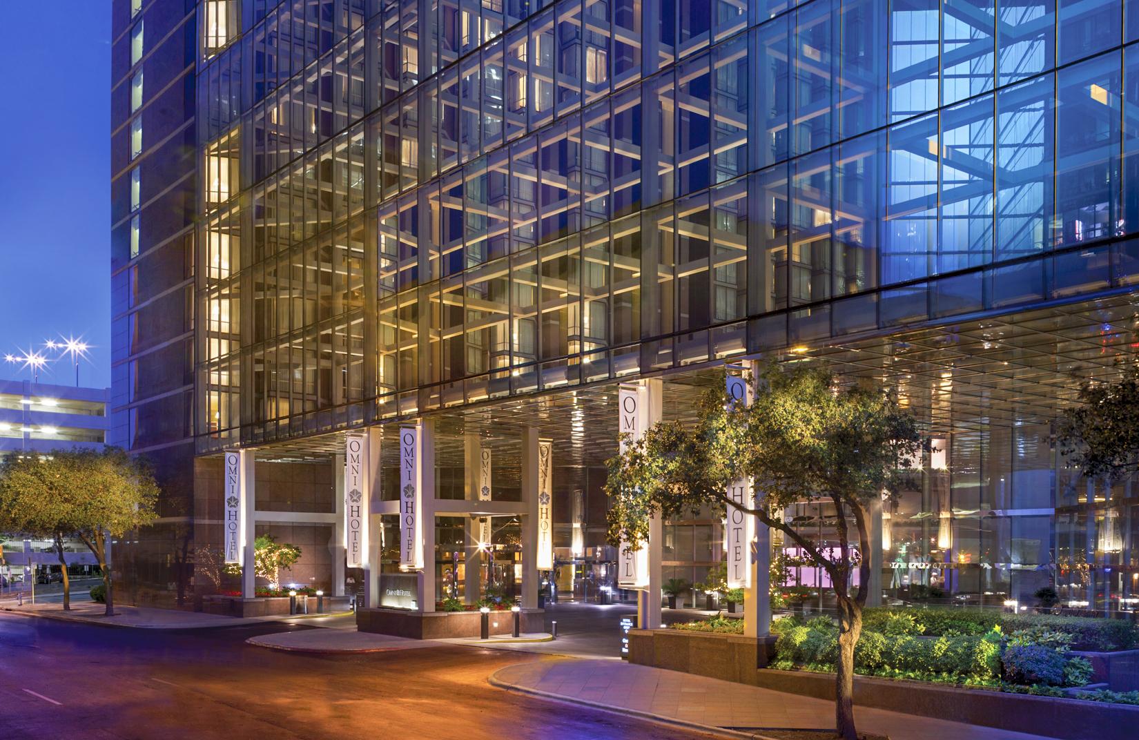 omni austin hotel downtown luxury