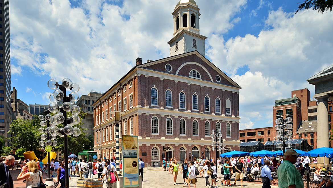 Hotels near Faneuil Hall   Omni Parker House