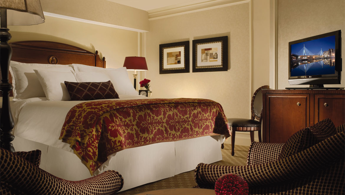 Luxury Boston Guest Rooms and Suites  Omni Parker House Hotel
