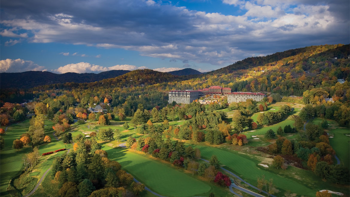 Vacation packages nc resort specials the omni grove park inn