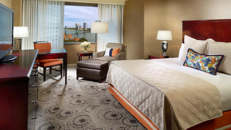 Luxury Hotels In Jacksonville FL  Omni Jacksonville Hotel