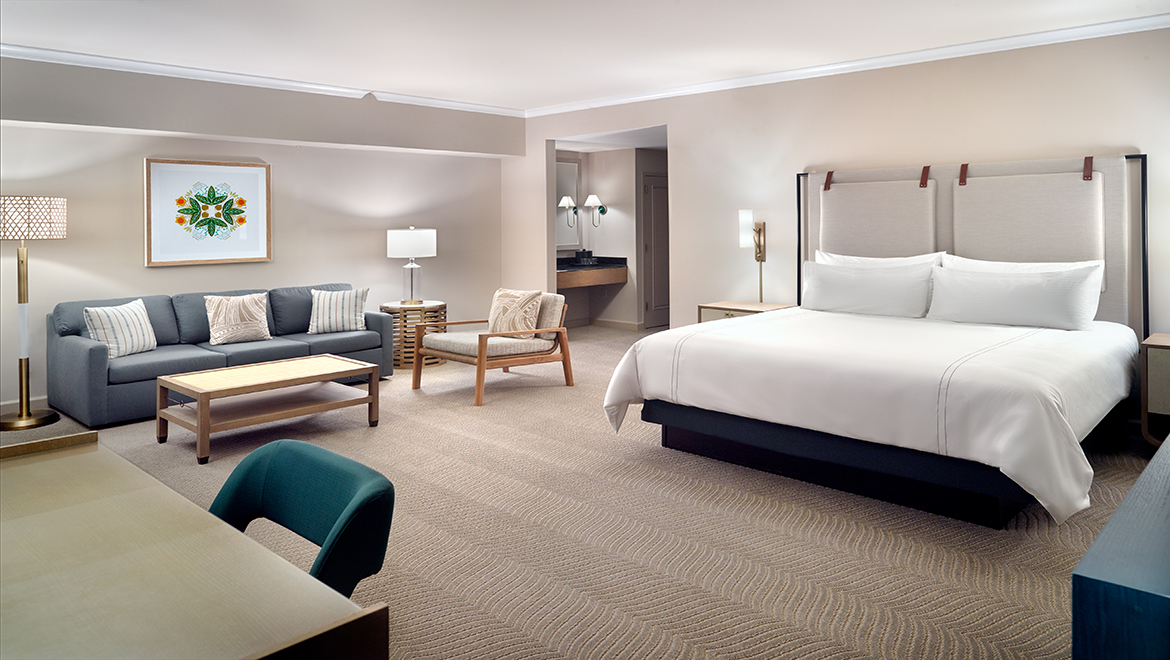 hotels with full kitchens in orlando florida kitchen island shelves luxury hotel accommodations omni resort guest suite at championsgate