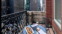 Nyc Hotel Room With Balcony | 2018 World's Best Hotels
