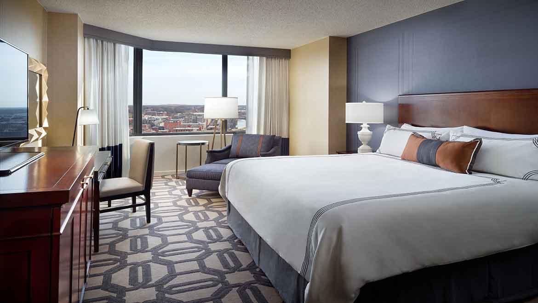Richmond Hotels  Rooms  Suites  Omni Richmond Hotel