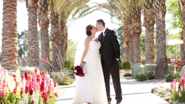 Tucson Wedding Venues Omni Tucson National Resort