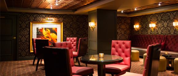 A New Pittsburgh Lounge  Omni William Penn Brings Back