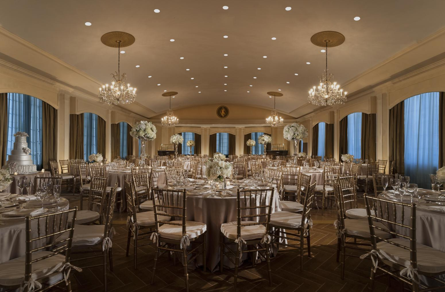 Parker House Rooftop Ballroom and Win Your Wedding