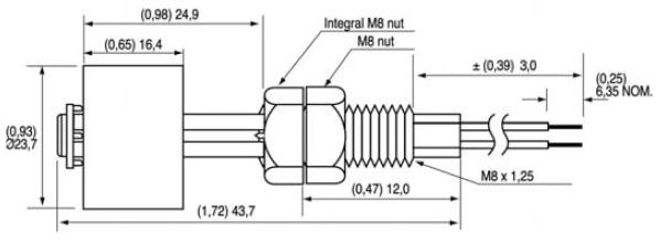 float switch specifications