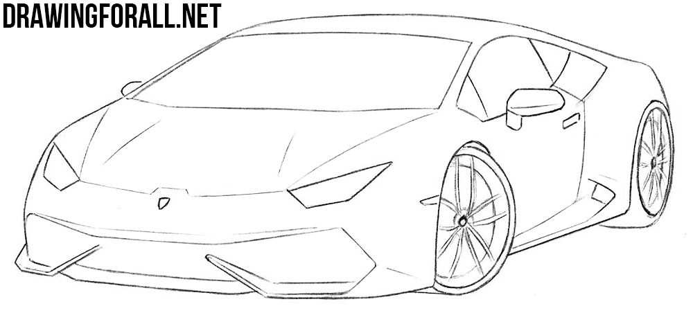 Kleurplaat Lamborghini Centenario