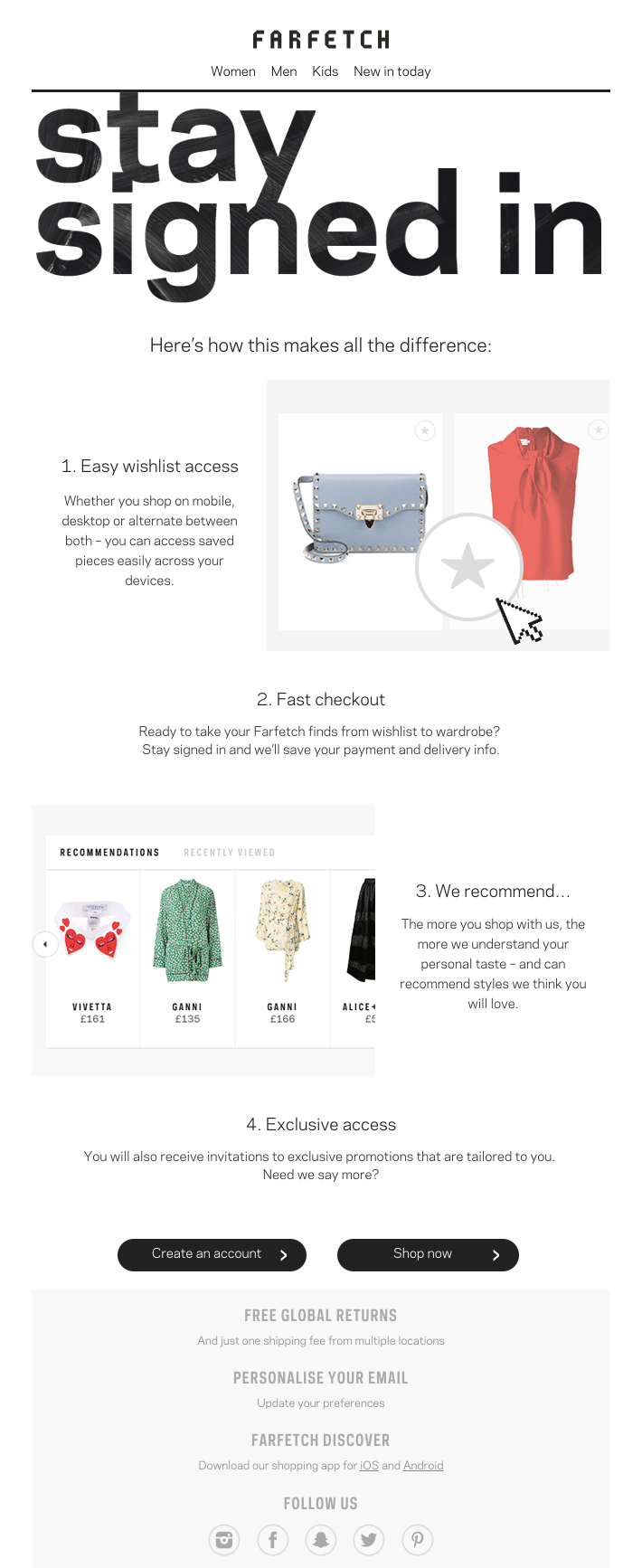 10 Ecommerce Newsletter Examples for Your Next Email