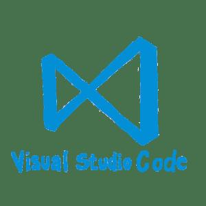 Resultado de imagem para visual studio code transparent icon