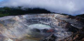 Costa Rica - Alajuela - Volcan Poas