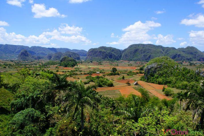 Cuba - Viñales - Panorama