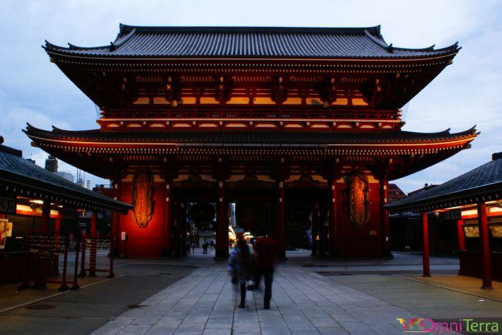Japon - Asakusa - Temple