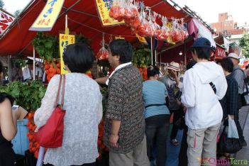 Japon - Asakusa - Vendeurs