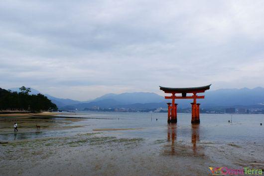 Japon - Île de Miyajima - O-Torii