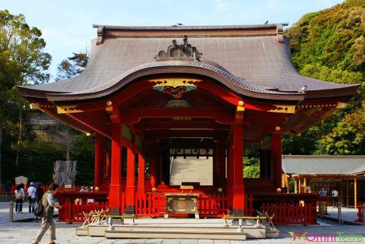 Japon - Kamakura - Sanctuaire Tsurugaoka Hachiman-gu