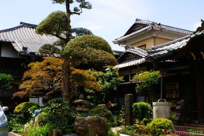 Japon - Tokyo - Quartier Yanaka - Temple
