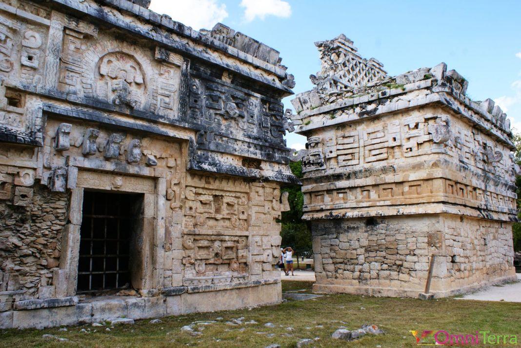 Mexique - Chichen Itza - Pyramides