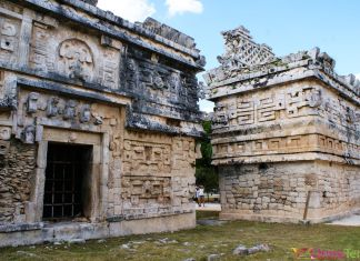 Mexique - Chichen Itza - Pyramides
