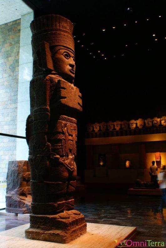 Mexique - Mexico - Musée de l'Anthropologie - Totême