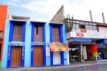 Mexique - Oaxaca - Rue
