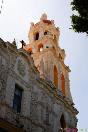 Mexique - Puebla - Eglise