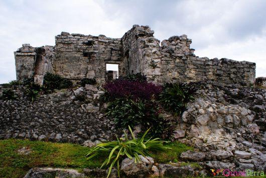 Mexique - Tulum - Ruines