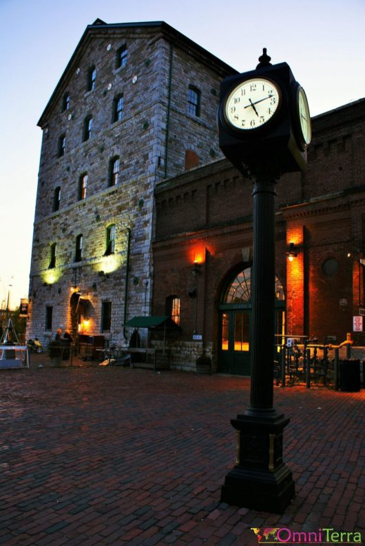 Ontario - Toronto - Distillery District