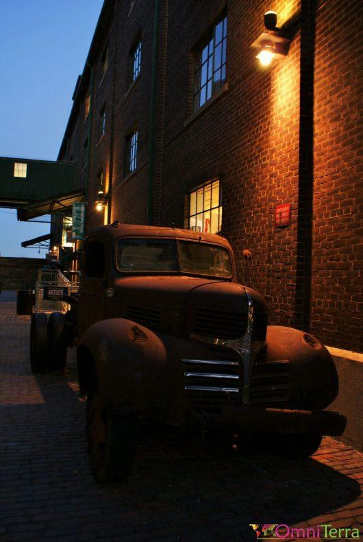 Ontario - Toronto - Distillery District