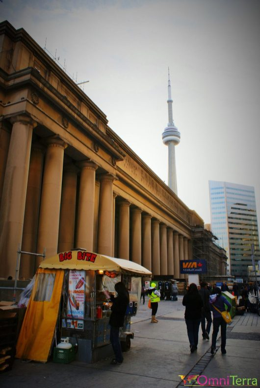Ontario - Toronto - Union station