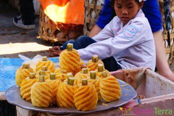Vietnam - Bac Ha - Marché