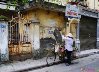 Vietnam - Hanoi - Rue